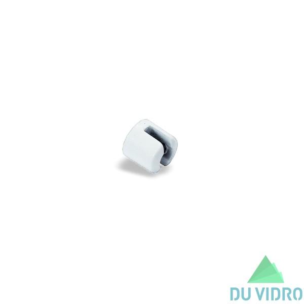 Botão Fenda Zamac Mini 4mm