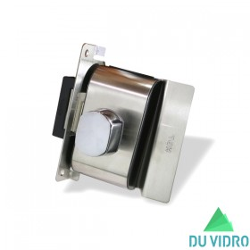 Fechadura Elétrica para Porta de Vidro HDL V/A PV90 AF R B