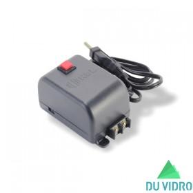 Fonte de Alimentação para fechadura elétrica HDL com botoeira